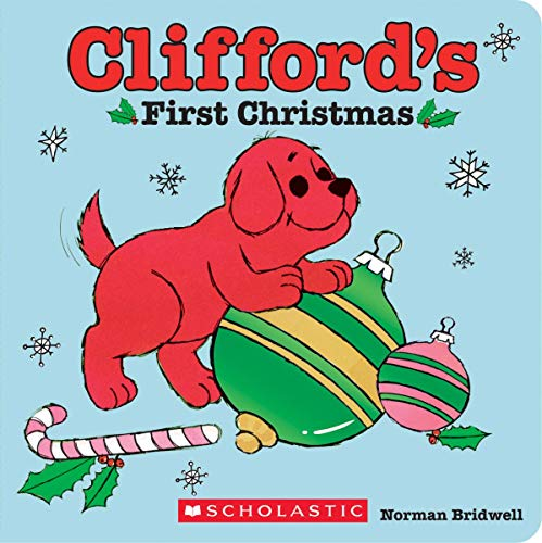 9780545217736: Clifford's First Christmas