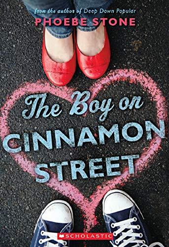 9780545218283: The Boy on Cinnamon Street
