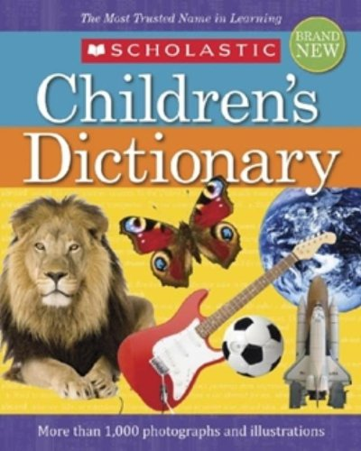 9780545218580: Scholastic Children's Dictionary: (2010 Edition)