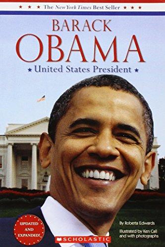 9780545219501: Barack Obama: United States President
