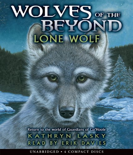 9780545221368: Wolves of the Beyond #1: Lone Wolf - Audio