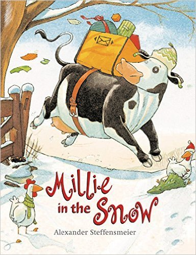 9780545221665: Millie in the Snow