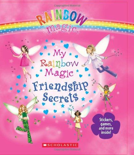 9780545221757: Rainbow Magic: My Rainbow Magic Friendship Secrets