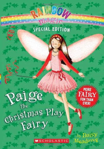9780545221771: Rainbow Magic Special Edition: Paige the Christmas Play Fairy