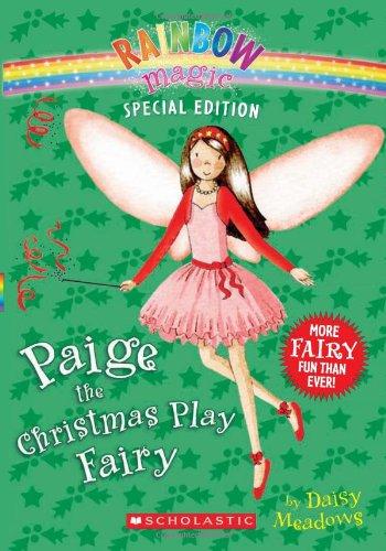 Rainbow Magic Special Edition: Paige the Christmas: Daisy Meadows