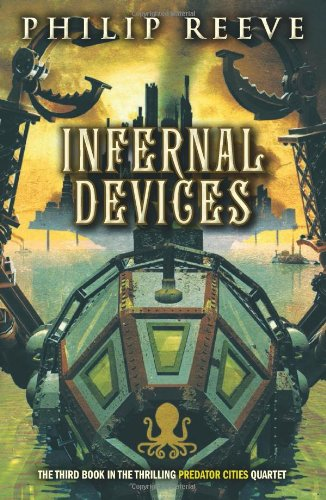 9780545222136: Infernal Devices (Predator Cities)
