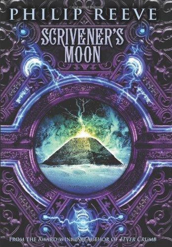 9780545222181: Scrivener's Moon (Fever Crumb)