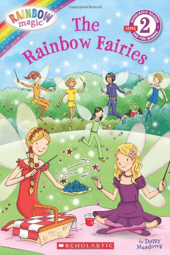 9780545222914: Scholastic Reader Level 2: Rainbow Magic: Rainbow Fairies: The Rainbow Fairies