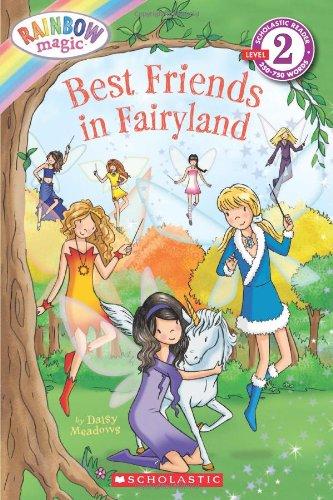 9780545222938: Best Friends In Fairyland (Rainbow Magic, Scholasic Reader Level 2)