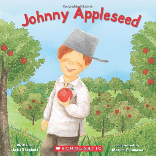 9780545223065: Johnny Appleseed