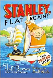 9780545226127: Stanley, Flat Again! (Flat Stanley)