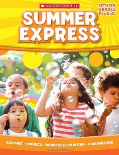 9780545226899: Summer Express Between PreK & K