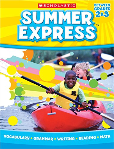9780545226929: Summer Express, Between Grades 2 & 3