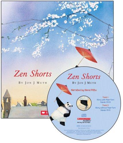 9780545227605: Zen Shorts - Audio Library Edition