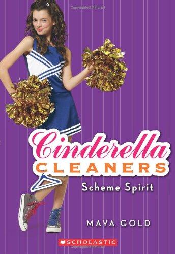 9780545227681: Scheme Spirit (Cinderella Cleaners #5)