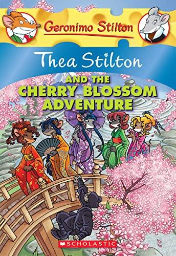 9780545227728: Thea Stilton and the Cherry Blossom Adventure: A Geronimo Stilton Adventure