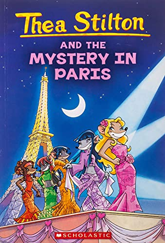 9780545227735: Thea Stilton and the Mystery in Paris
