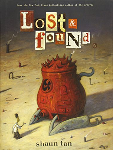 9780545229241: Lost & Found: Three by Shaun Tan (Lost and Found Omnibus)