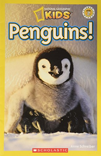 9780545231626: Penguins! (National Geographic Kids, Level 2)