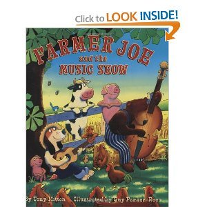 9780545233248: Farmer Joe and the Music Show