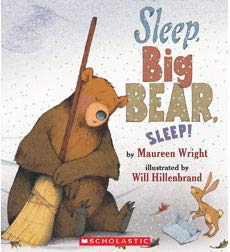 9780545233415: Sleep Big Bear Sleep