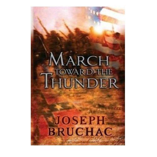 9780545234269: MARCH TOWARD THE THUNDER