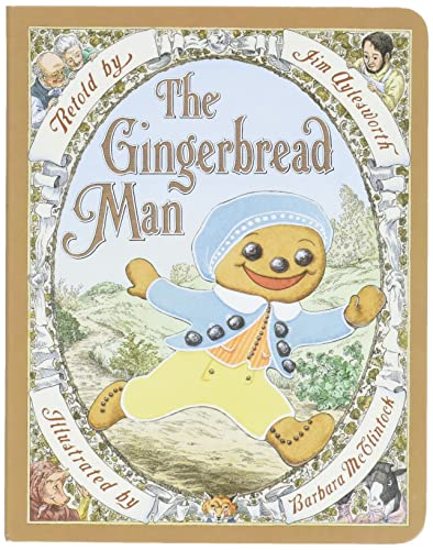 9780545235143: The Gingerbread Man