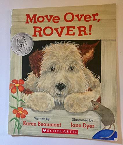 9780545235518: Move Over, Rover!