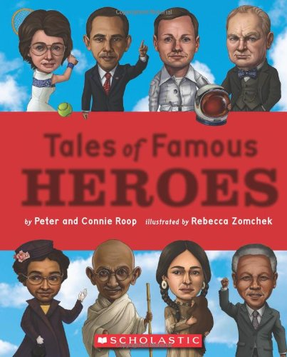 9780545237505: Tales Of Famous Heroes