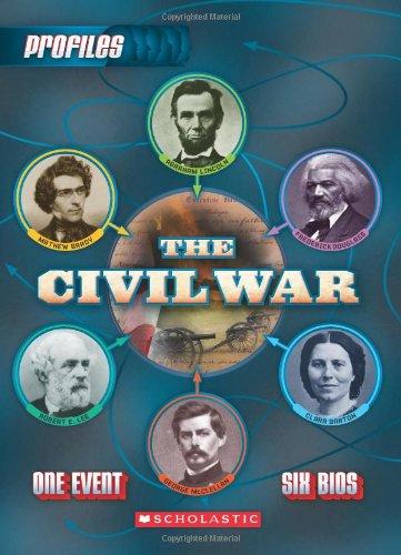 9780545237567: Profiles #1: The Civil War