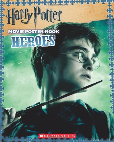 9780545237635: Heroes: Movie Poster Book