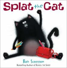 9780545237949: Splat the Cat (Hardcover Book and CD Set)