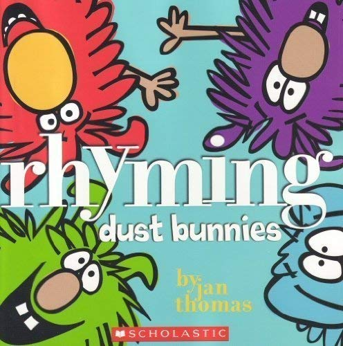 9780545238748: Rhyming Dust Bunnies