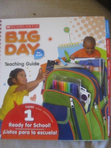 9780545242554: Scholastic Big Day (Ready for School, Theme 1)