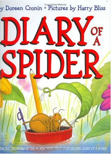 9780545242912: Diary of a Spider