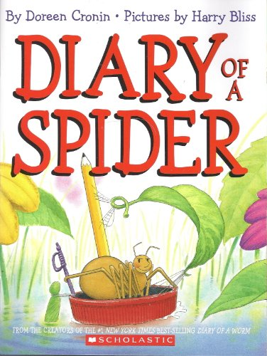 9780545243308: Diary of a Spider