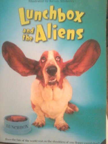 9780545243537: Lunchbox and the Aliens