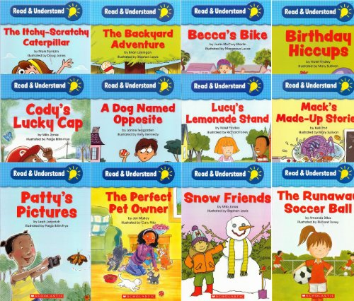 9780545248112: Scholastic Read and Understand Set of 12 Readers: Engaging, Easy-to-Read Storybooks With