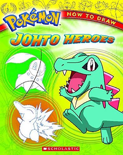 How To Draw Johto Heroes (Pokemon): Ron Zalme