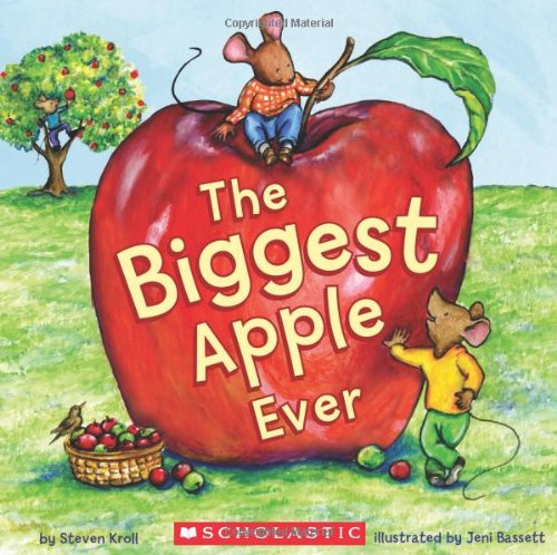 9780545248365: The Biggest Apple Ever