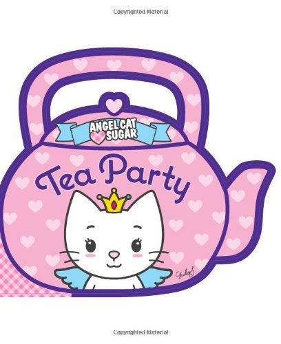 9780545249218: Angel Cat Sugar: Tea Party