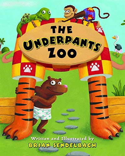 9780545249355: The Underpants Zoo