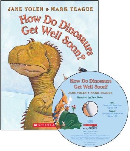 How Do Dinosaurs Get Well Soon? Audio