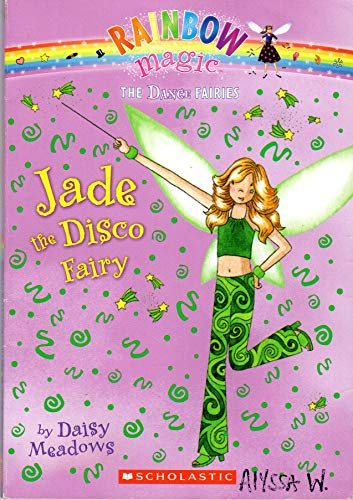 9780545251099: Jade the Disco Fairy