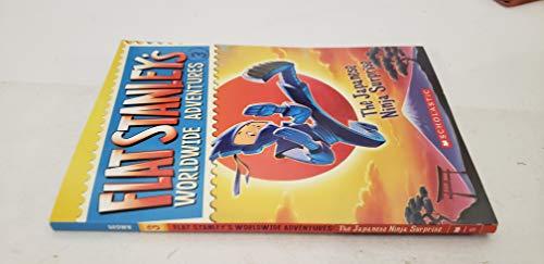 9780545251877: The Japanese Ninja Surprise (Flat Stanley's Worldwide Adventures #3)