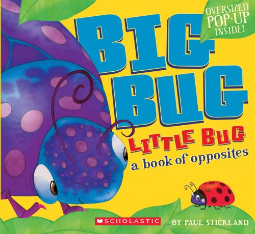 Big Bug, Little Bug: Stickland, Paul
