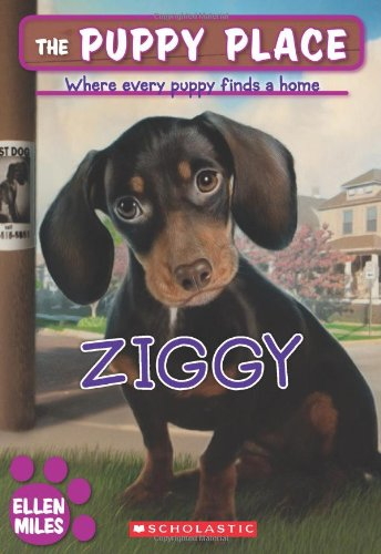 The Puppy Place #21: Ziggy (9780545253956) by Ellen Miles