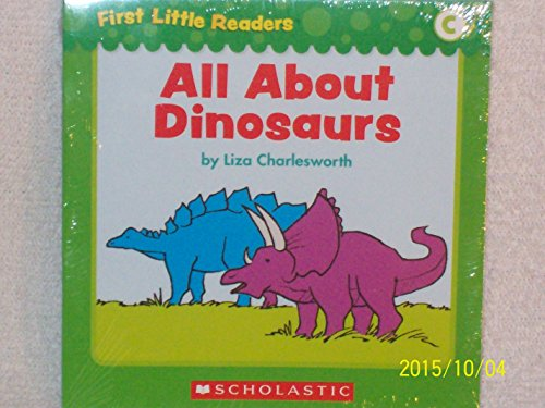 9780545254960: All About Dinosaurs