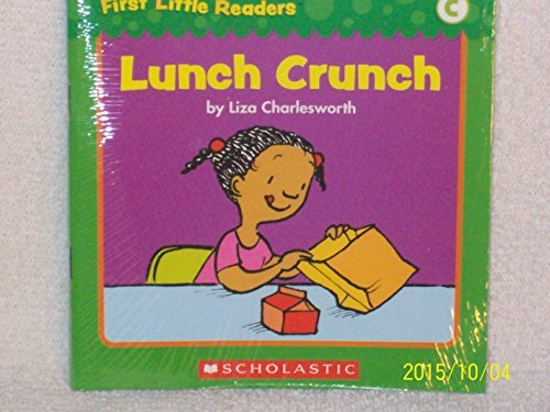 Lunch Crunch: Liza Charlesworth