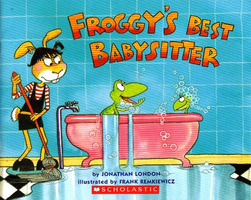 9780545255042: Froggy's Best Babysitter (Froggy)